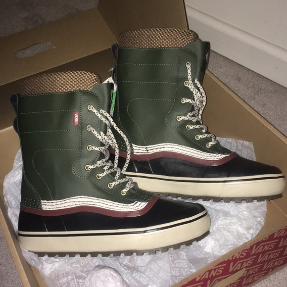 Vans Shoes | Vans Remedy Green Sable